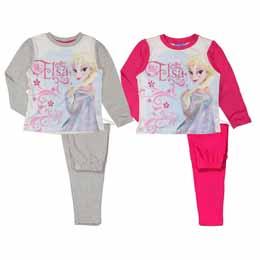 Pyjama manches longues Disney Reine des neiges