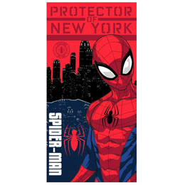 SERVIETTE DE BAIN SPIDERMAN MARVEL MICROFIBRE