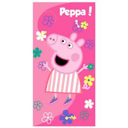 SERVIETTE DE BAIN PEPPA PIG PEPPA MICROFIBRE