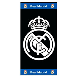 SERVIETTE DE BAIN REAL MADRID