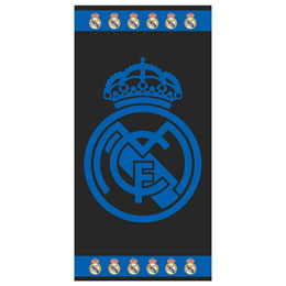 SERVIETTE DE BAIN REAL MADRID (COTON)