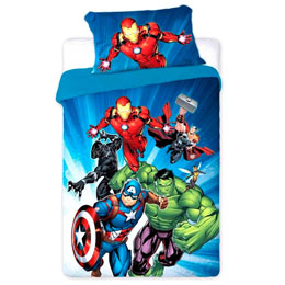 HOUSSE DE COUETTE MARVEL THE AVENGERS 150 x 220 CM
