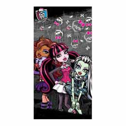 Serviette de bain Monster High