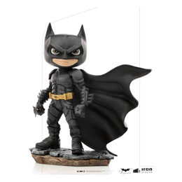 THE DARK KNIGHT FIGURINE MINI CO. PVC BATMAN 16 CM