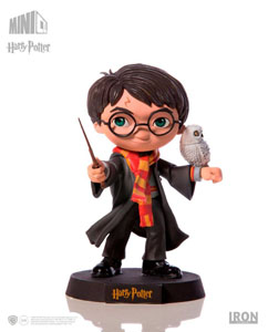 HARRY POTTER FIGURINE MINI CO. PVC HARRY POTTER 12 CM