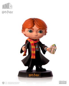 HARRY POTTER FIGURINE MINI CO. PVC RON WEASLEY 12 CM