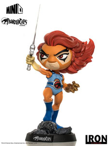 THUNDERCATS FIGURINE MINI CO. PVC LION-O 20 CM