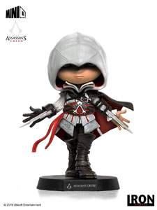 ASSASSIN'S CREED II FIGURINE MINI CO. PVC EZIO 14 CM