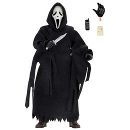 SCREAM FIGURINE RETRO GHOSTFACE (UPDATED) 20 CM