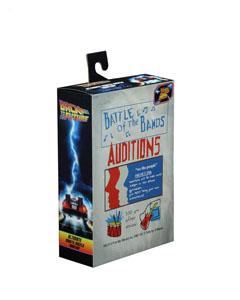 Photo du produit Retour vers le futur figurine Ultimate Marty McFly (Audition) 18 cm Photo 2