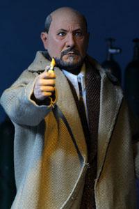 Photo du produit Halloween 2 Le Masque pack 2 figurines Retro Doctor Loomis & Laurie Strode 20 cm Photo 2