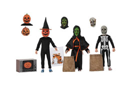HALLOWEEN 3 PACK 3 FIGURINES RETRO KIDS 15 CM