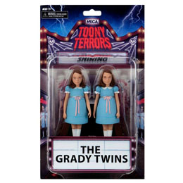 Shining pack 2 figurines The Grady Twins 15 cm