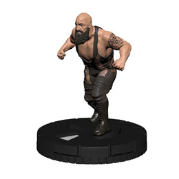 WWE HEROCLIX MINIATURE BIG SHOW