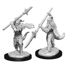 D&D Nolzur's Marvelous Miniatures assortiment packs miniatures à peindre Bearded Devils (6)
