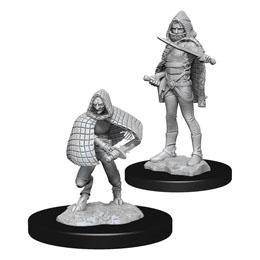 D&D Nolzur's Marvelous Miniatures packs miniatures à peindre Darkling Elder & Darklings (c