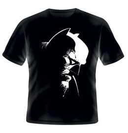 T-SHIRT BATMAN MILLER SILHOUETTE