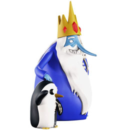 Photo du produit PACK 2 FIGURINES XXRAY ADVENTURE TIME ICE KING & GUNTER 11-21 CM Photo 2