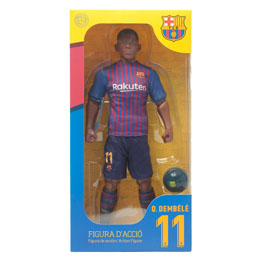 Photo du produit FIGURINE DEMBELE FC BARCELONE 30CM Photo 2