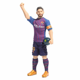 Photo du produit FIGURINE MESSI FC BARCELONE 30CM Photo 2