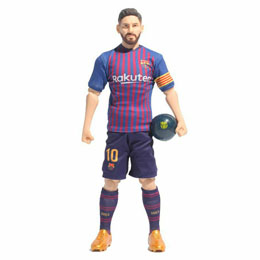 Photo du produit FIGURINE MESSI FC BARCELONE 30CM Photo 3