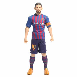 Photo du produit FIGURINE MESSI FC BARCELONE 30CM Photo 4