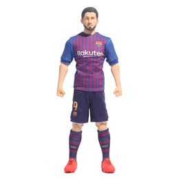 Photo du produit FIGURINE SUAREZ FC BARCELONE 30CM Photo 1