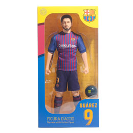 Photo du produit FIGURINE SUAREZ FC BARCELONE 30CM Photo 2