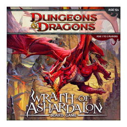 DUNGEONS & DRAGONS JEU DE PLATEAU WRATH OF ASHARDALON (EN ANGLAIS)