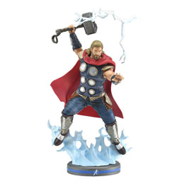 AVENGERS 2020 VIDEO GAME STATUETTE PVC 1/10 THOR 24 CM