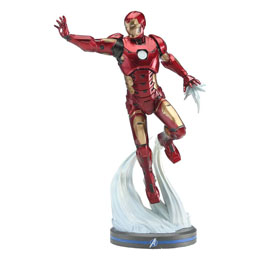 AVENGERS 2020 VIDEO GAME STATUETTE PVC 1/10 IRON MAN 22 CM