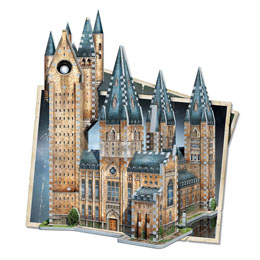 HARRY POTTER PUZZLE 3D ASTRONOMY TOWER