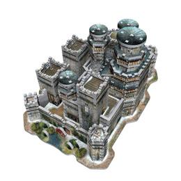Photo du produit Game of Thrones Puzzle 3D Winterfell Photo 2