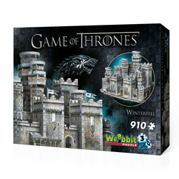 Photo du produit Game of Thrones Puzzle 3D Winterfell Photo 3