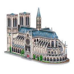 Photo du produit WREBBIT CASTLES & CATHEDRALS COLLECTION PUZZLE 3D NOTRE-DAME DE PARIS (830 PIÈCES) Photo 3