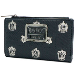 Photo du produit PORTEFEUILLE / PORTE CARTES HARRY POTTER HOUSE CREST LOUNGEFLY Photo 1