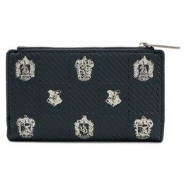 Photo du produit PORTEFEUILLE / PORTE CARTES HARRY POTTER HOUSE CREST LOUNGEFLY Photo 2