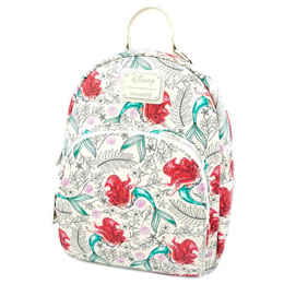 Photo du produit LOUNGEFLY SAC A DOS DISNEY LA PETITE SIRENE ARIEL Photo 1