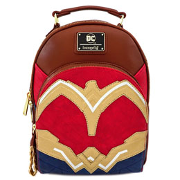 DC COMICS BY LOUNGEFLY SAC À DOS WONDER WOMAN