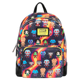 Marvel by Loungefly sac à dos Guardians Chibi AOP