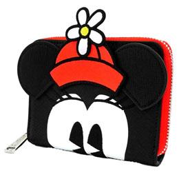 Photo du produit Disney by Loungefly Porte-monnaie Positively Minnie Polka Dots Photo 3