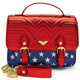 SAC WONDER WOMAN DC COMICS LOUNGEFLY