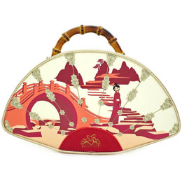 Photo du produit SAC BAMBOO MULAN DISNEY LOUNGEFLY Photo 3
