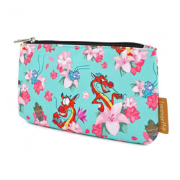TROUSSE MUSHU & CRICKIE MULAN DISNEY LOUNGEFLY