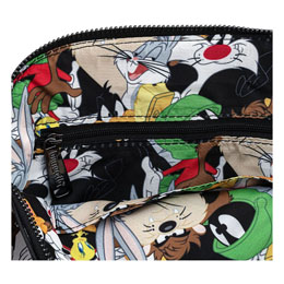 Photo du produit LOONEY TUNES BY LOUNGEFLY SAC À BANDOULIÈRE B&W CHECK CHARACTER Photo 3