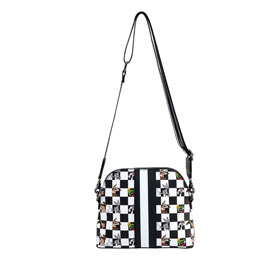 Photo du produit LOONEY TUNES BY LOUNGEFLY SAC À BANDOULIÈRE B&W CHECK CHARACTER Photo 4
