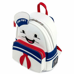 Photo du produit SAC À DOS STAY PUFT MARSHMALLOW GHOSTBUSTERS LOUNGEFLY 26CM Photo 2
