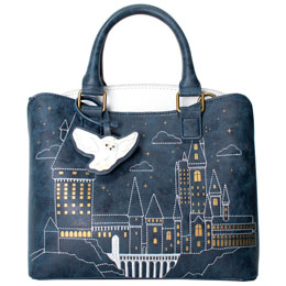 HARRY POTTER BY LOUNGEFLY SAC À BANDOULIÈRE HOGWARTS CASTLE