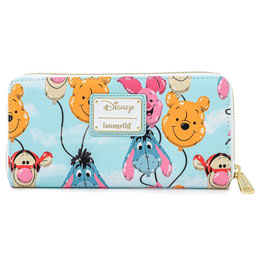 Disney by Loungefly Porte-monnaie Winnie the Pooh Balloon Friends