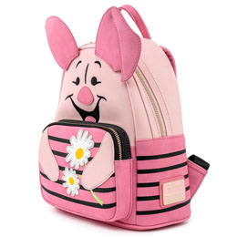 Photo du produit SAC À DOS PIGLET WINNIE THE POOH DISNEY LOUNGEFLY 26CM Photo 1